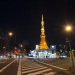 東京タワー(16/12/25)