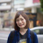 街角モデル(スナップ撮影17/5/16)