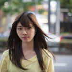 街角モデル(スナップ撮影17/5/21)