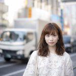 街角モデル(スナップ撮影17/5/30)