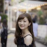 街角モデル(スナップ撮影17/8/27)