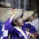 原宿表参道元氣祭スーパーよさこい(17/8/27)