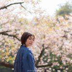 ポートレート撮影 新宿御苑(18/4/4)