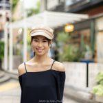 街角モデル(スナップ撮影18/5/29)