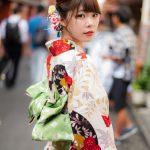 ポートレート撮影 浅草その1(18/9/16)