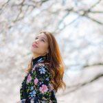 ポートレート撮影 権現堂(19/4/2)