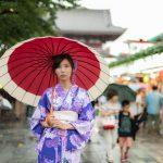 ポートレート撮影 浅草(19/8/20)
